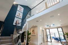 High Ash staircase & hallway