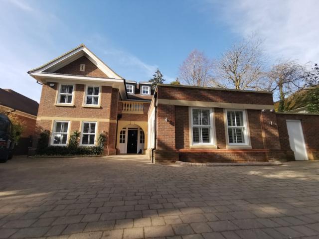 Willow House - external